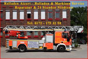 Andre Atzert Rolladen Markisen Service Reparatur